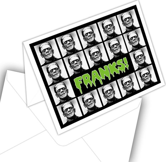 Franks  5 pack by theRasilisk on Etsy