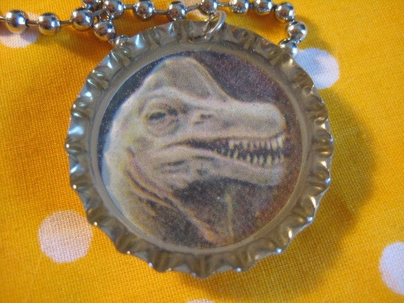 Awesome Dinosaur Necklace