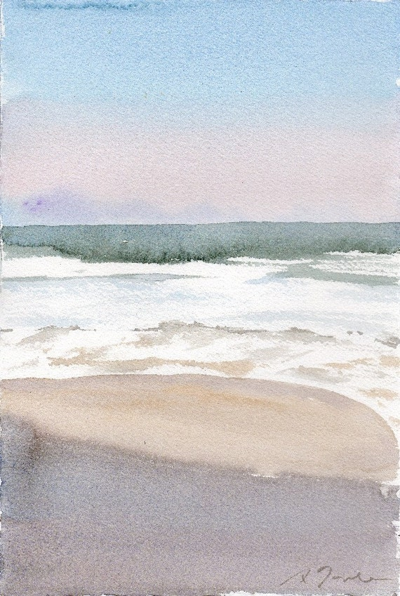 Florida Trip No.1, original watercolor