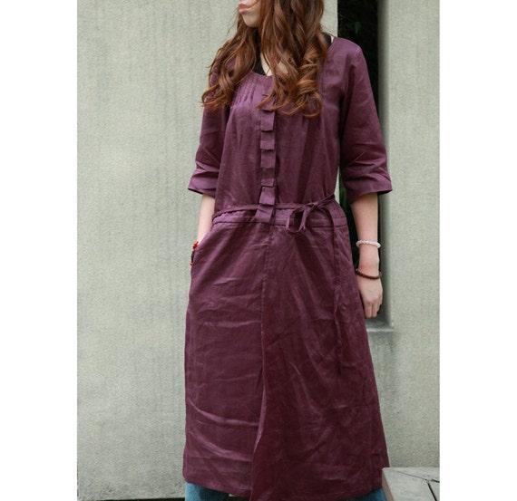 آکوردئون لباس قرار دادن ریختن (فولد) با 3 / 4 آستین / هر اندازه های 9 / رنگ