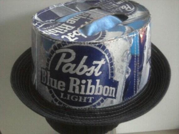 Pabst Blue Ribbon Logo. Pabst+blue+ribbon+hat