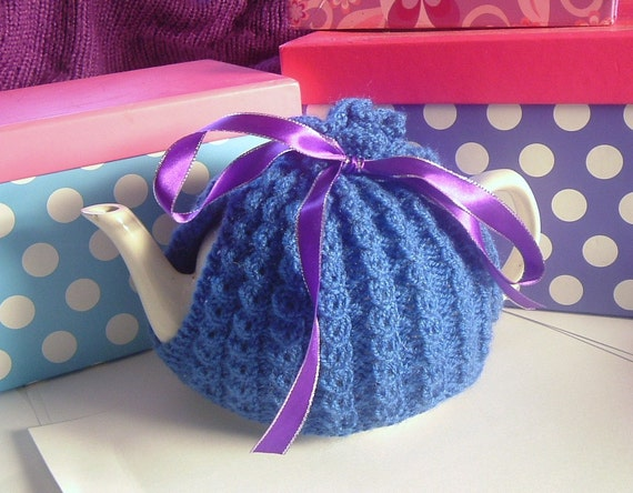 Beautiful in Blue Tea Cosy