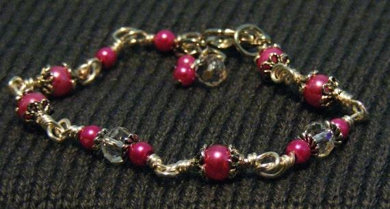 Pink Passion - Bracelet