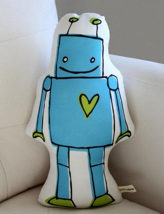 Lovable Robots Modern Parents Messy Kids
