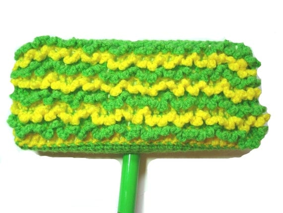 Eco-Friendly Go Green Swiffer Reversible Cover