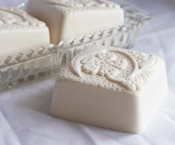 BASMATI RICE - Blended Creme Soap