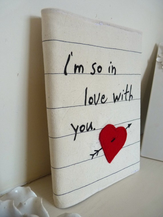 I'm so in love with you.....Journal
