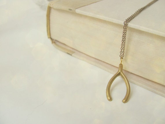 wishing . necklace