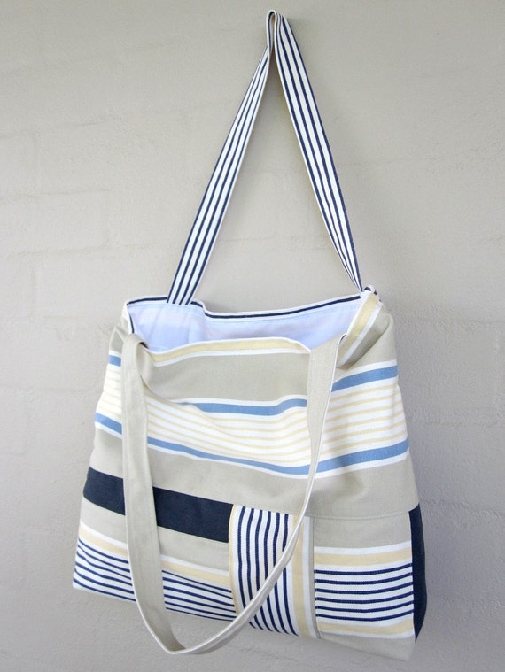 Hampton's Quilted Tote