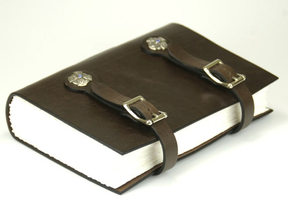 FREE SHIPPING- Monk Leather Journal