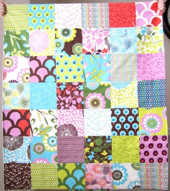 Sugar Pop Baby Blanket