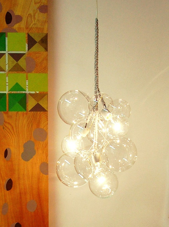 NEW: Bubble Pendant by Jean & Oliver Pelle
