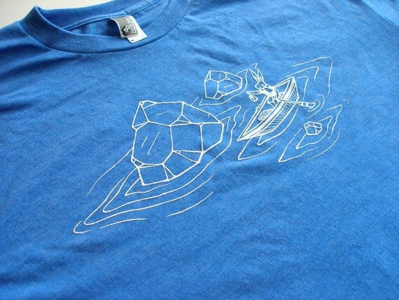 Crystal Glades - SMALL tshirt