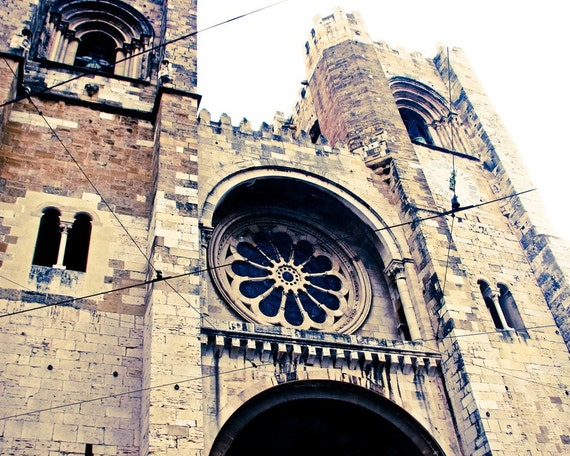 Looking Up - Se Cathedral - 8x10 Original Fine Art Photograph