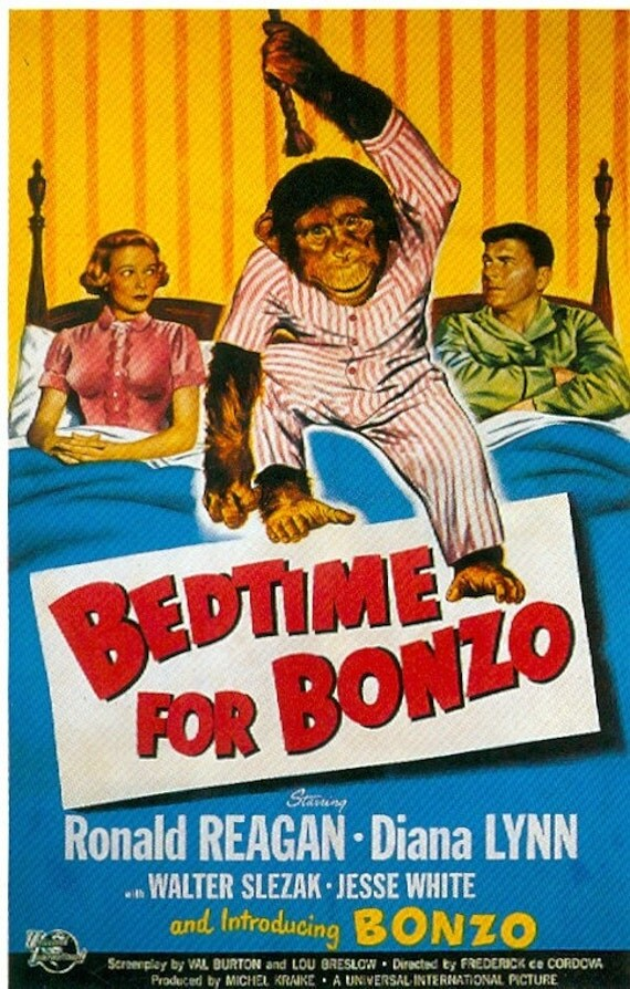 Magnet- Bedtime for Bonzo