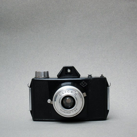 Agfa CLICK Vintage Camera - 1960 - 120  Film - This Camera Could Change Your Life