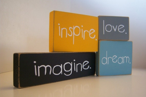 The Inspire Set. Home Decor.