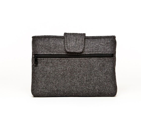 Kindle, Nook  WOOL  Case with Padding
