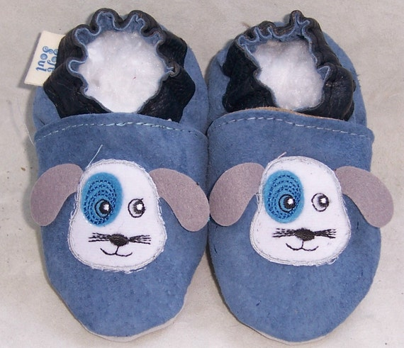 handmade leather and suede baby shoes 12-18 mos or pick