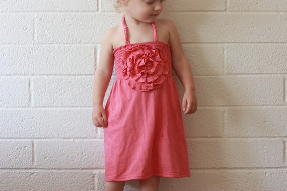 bloom baby dress / pdf pattern easy sewing sizes 12 MONTHS to 5 YEARS