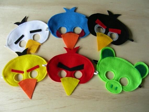 Very Displeased Birds
