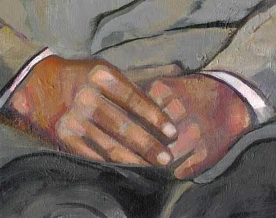 Poppy's Hands