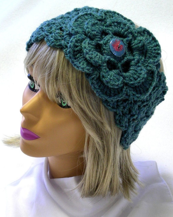 Free Patterns Crochet Head Warmers : upcycle ? Judy Nolan