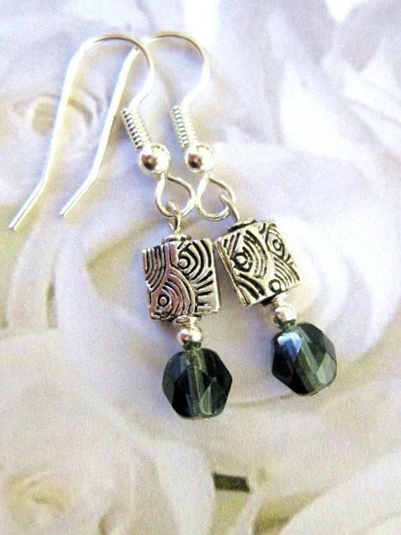 Montana Blue Earrings PIF