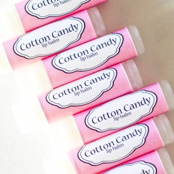 Cotton Candy Lip Balm- Vegan