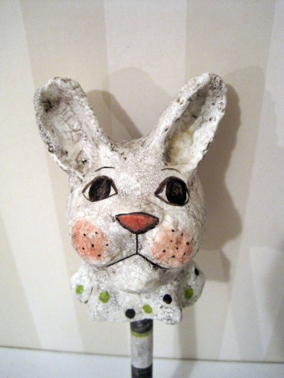 Rabbit Shaker Noisemaker