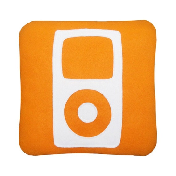 iPod Icon Pillow