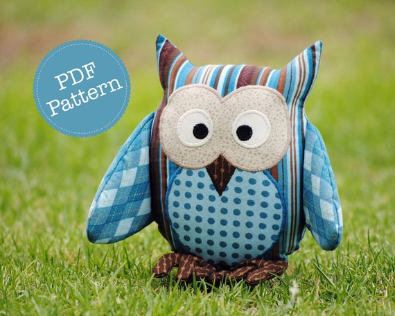 36 Results For: owl - Directory of Free Sewing Patterns, Tutorials