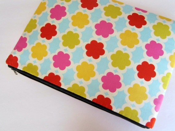 Laptop Sleeve 13 inch Case fits Macbook - Lemonade