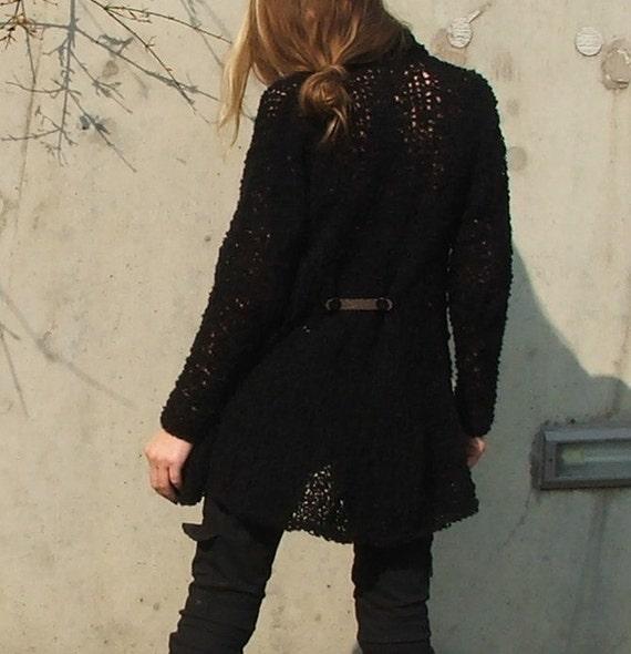 Black  Chelsea jacket