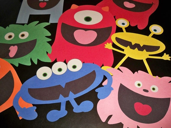 Monster Crafts For Kids
