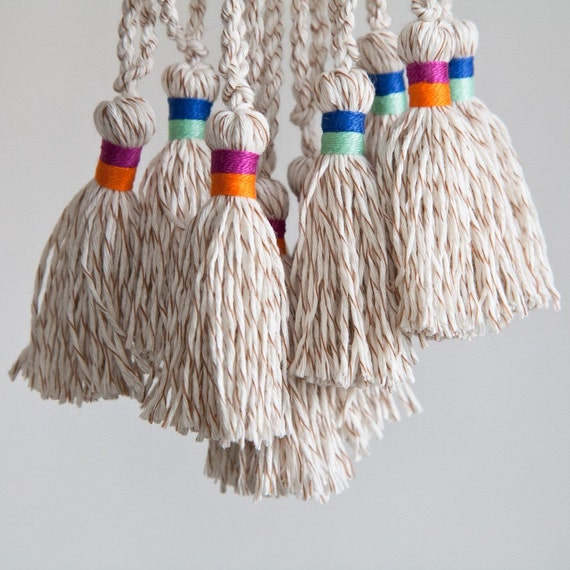 Rope & Tassel Necklace