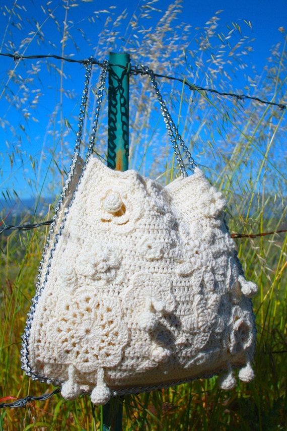 The Stella Custom Crochet Purse