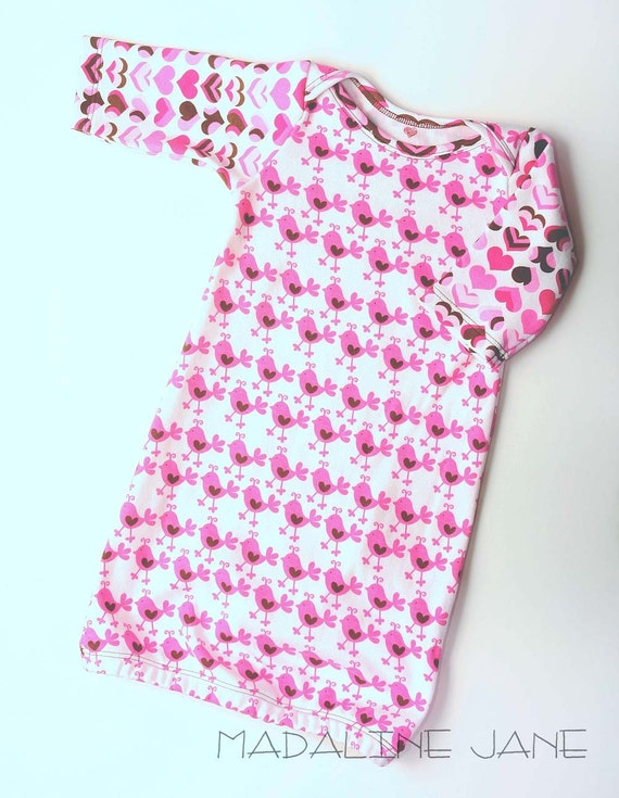 Infant Day Baby Gown, Custom