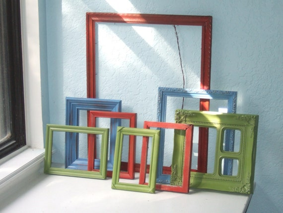East of Eden Upcycled Wall Frame Collection