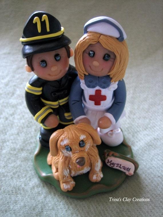 Nurse and Fireman