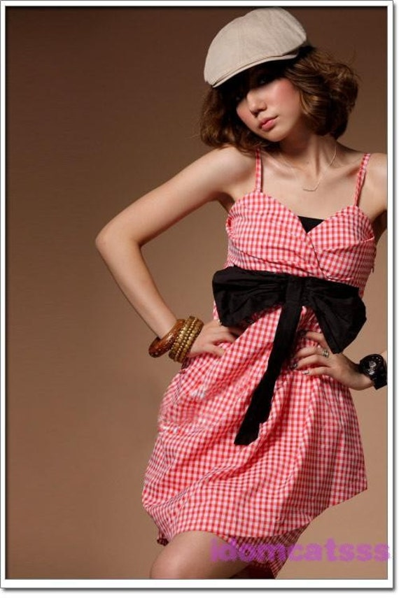 1Name : لباس قرمز لوله شطرنجی 38
