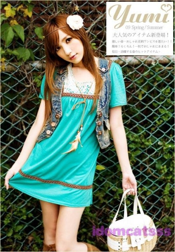 1Name : سبز آستین لباس غیرمتعارف کوتاه 76