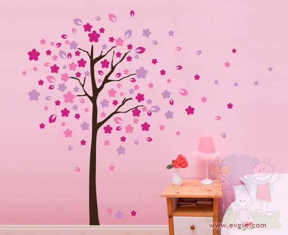 beautiful children wall decals
