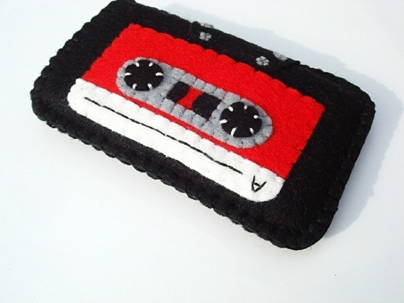 Cassette Tape iPhone Cozy