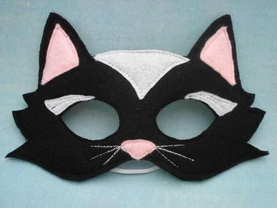 The very best cats a few of my favorite kitty things for Caterpillar mask template