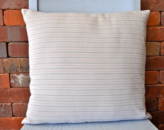 Vintage Rose Applique Pillow