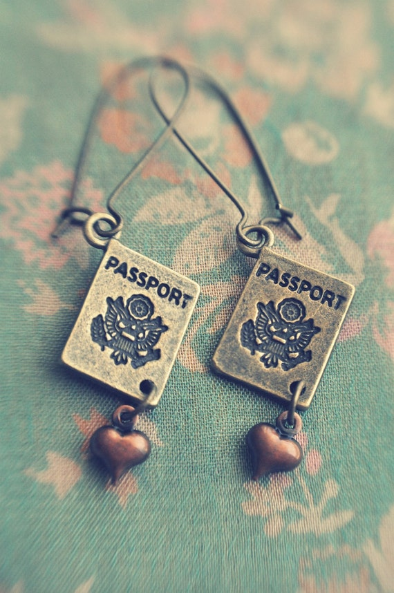 wanderlust earrings.