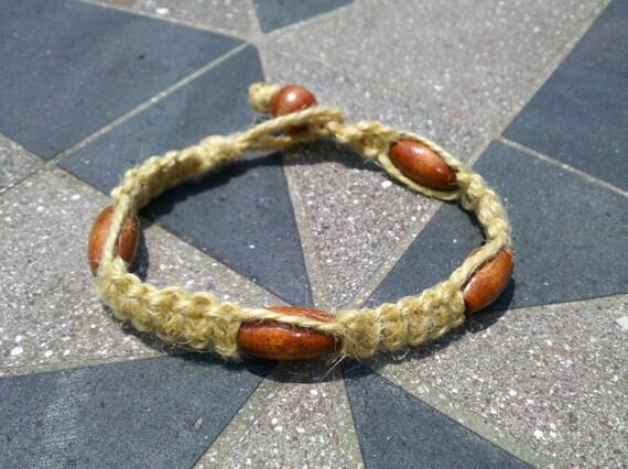Hemp Bracelet - Fashion Smart & Earth Friendly