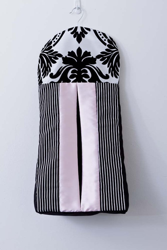 Diaper Stacker - Boutique collection in pink