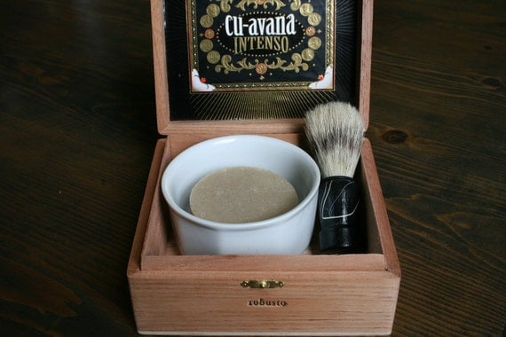 Basics - Shaving Kit with Beer Shaving Soap